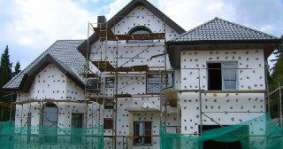 Фасадные работы Нижний Новгород цена от 260 руб. м2