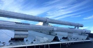 Монтаж снегозадержателей Нижний Новгород цена от 832 руб.